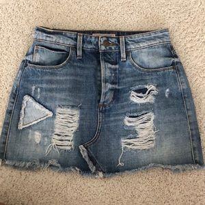 Guess Skirts - Vintage GUESS denim skirt